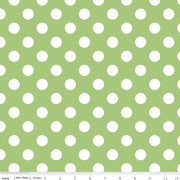 Medium Dots Green