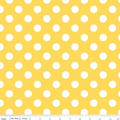 Medium Dots Yellow