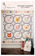 Chicken Scratch Quilt Pattern
