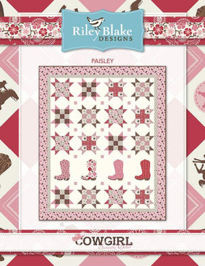 Cowgirl Quilt Pattern
