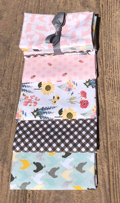 Prairie Sisters 5 piece Fat Quarter Bundle
