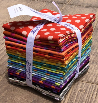 KaffeFassett Candy 30pc Fat Quarter Bundle