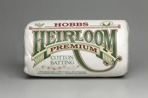 Heirloom® Premium 80/20 Cotton/Poly Blend  45X60