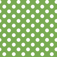 We Whisk you a merry Christmas Dots Green