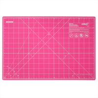"Splash Cutting Mat 12"" x 18"", Fairy Floss Pink"