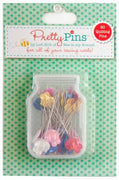 Pretty Pins Lori Holt - Quilting Pins Box Of 60
