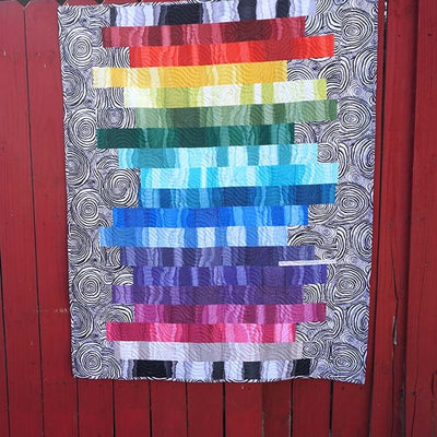 Stratosphere Stacked Quilt