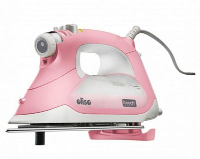 OLISO Pro Smart Iron Limited Edition Pink