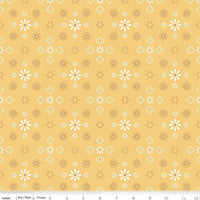 "108"" Wide Back Bee Backings & Borders Bandana Honey"