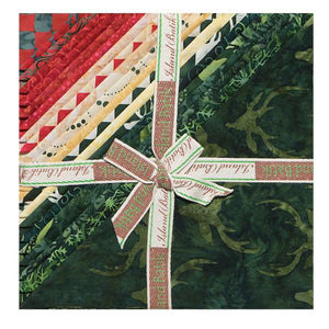 "Candy Cane Lane by Island Batik 10"" Squares"