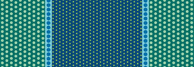 Dot Crazy Playground panel Teal