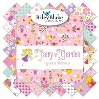 "Copy of Fairy Garden 5"" Stacker"