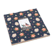 "Harpers Garden Layer cake 10"" Squares"