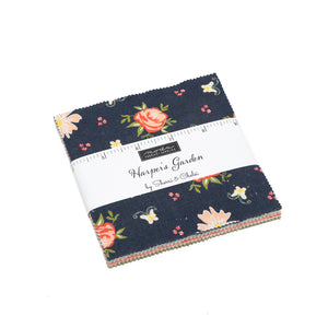 "Harpers Garden Charm Pack  5"" Squares"