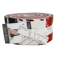 "Holiday Lodge Jelly Roll 2.5"" Strips"