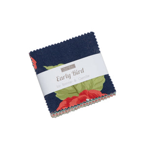 .Early Bird Mini Charm Pack