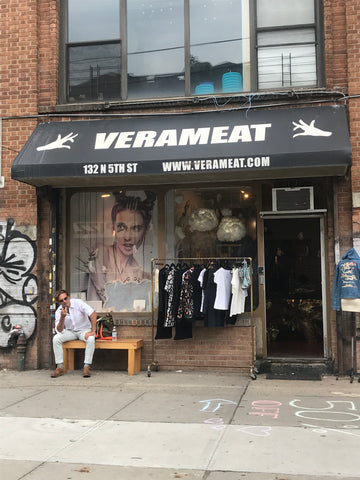 Bradley Cooper at VeraMeat Brooklyn