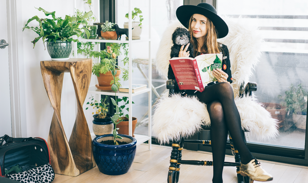 INTERVIEW WITH VERA ABOUT WORK, INSPIRATION AND WORKSPACE