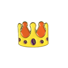 Emoji Yas Queen Pin