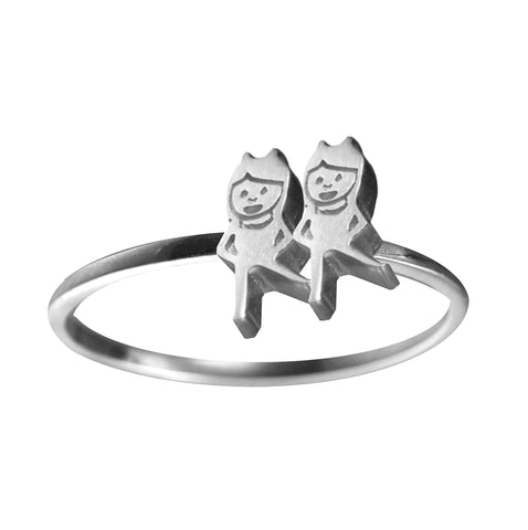VMOJI GIRLS KICKING RING