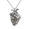 BLACK HEARTS CLUB LOCKET