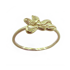 flower ring MAGNOLIA