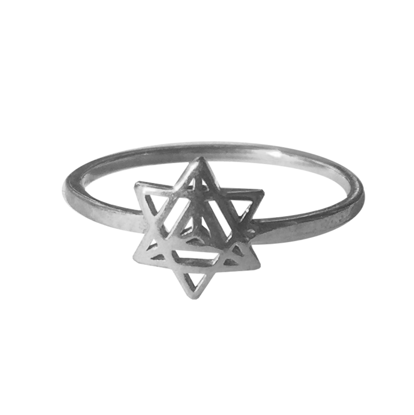 WIRE RING SIX SIDED STAR — VERAMEAT