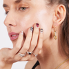 LADY HAND EARRINGS
