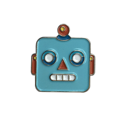 PIN ROBOT HEAD