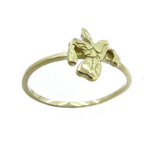 Flower ring RIVER MUD