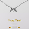 Heart Hands Choker