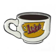 GILMORE GIRLS Luke's coffee