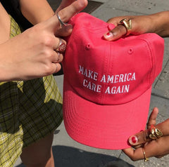 Make America Care Again Hat