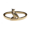 GREAT HORNED OWL RING