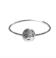 VMOJI BULGING EYE RING