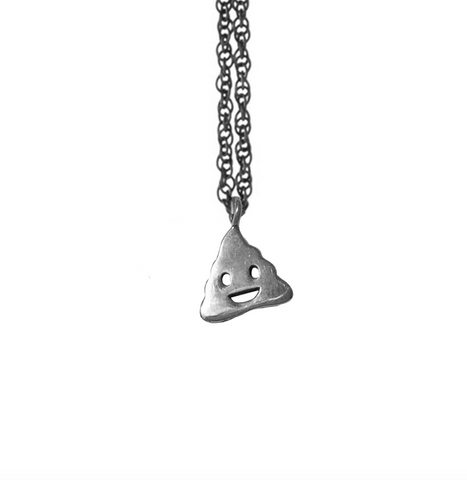 VMOJI POO NECKLACE