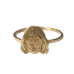 CELEBRITY RING KIM GORDON