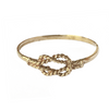 Square Reef Knot Ring
