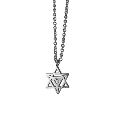 GRAFFITI STAR NECKLACE
