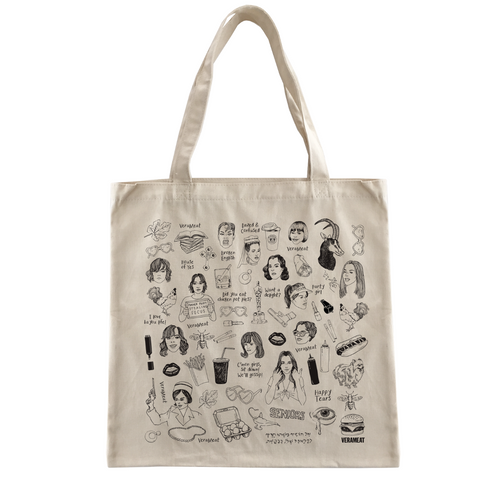 TOTE BAG PARKER POSEY