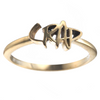 GRAFFITI TEXT RINGS