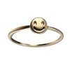 VMOJI SMILEY FACE RING
