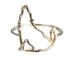 WHISPER OF SHINE WOLF RING