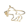 WHISPER OF SHINE UNICORN RING