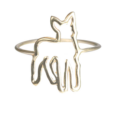 WHISPER OF SHINE BAMBI RING