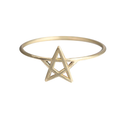 WHISPER OF SHINE WITCH STAR RING