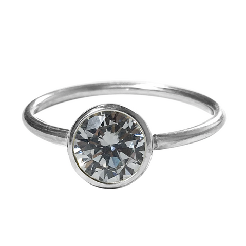 High Notes Engagement Ring