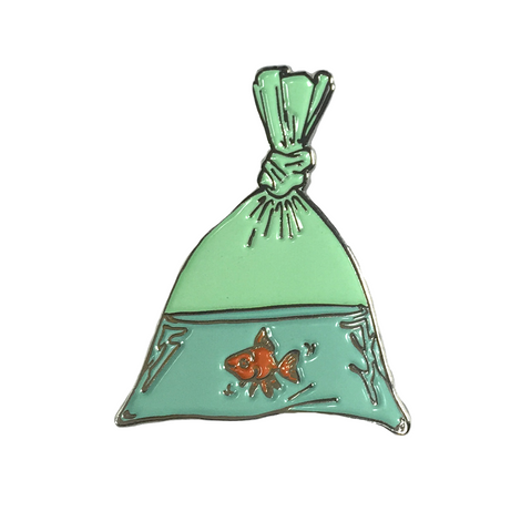 Pin Goldfish