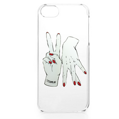 iPhone case Gang Sign