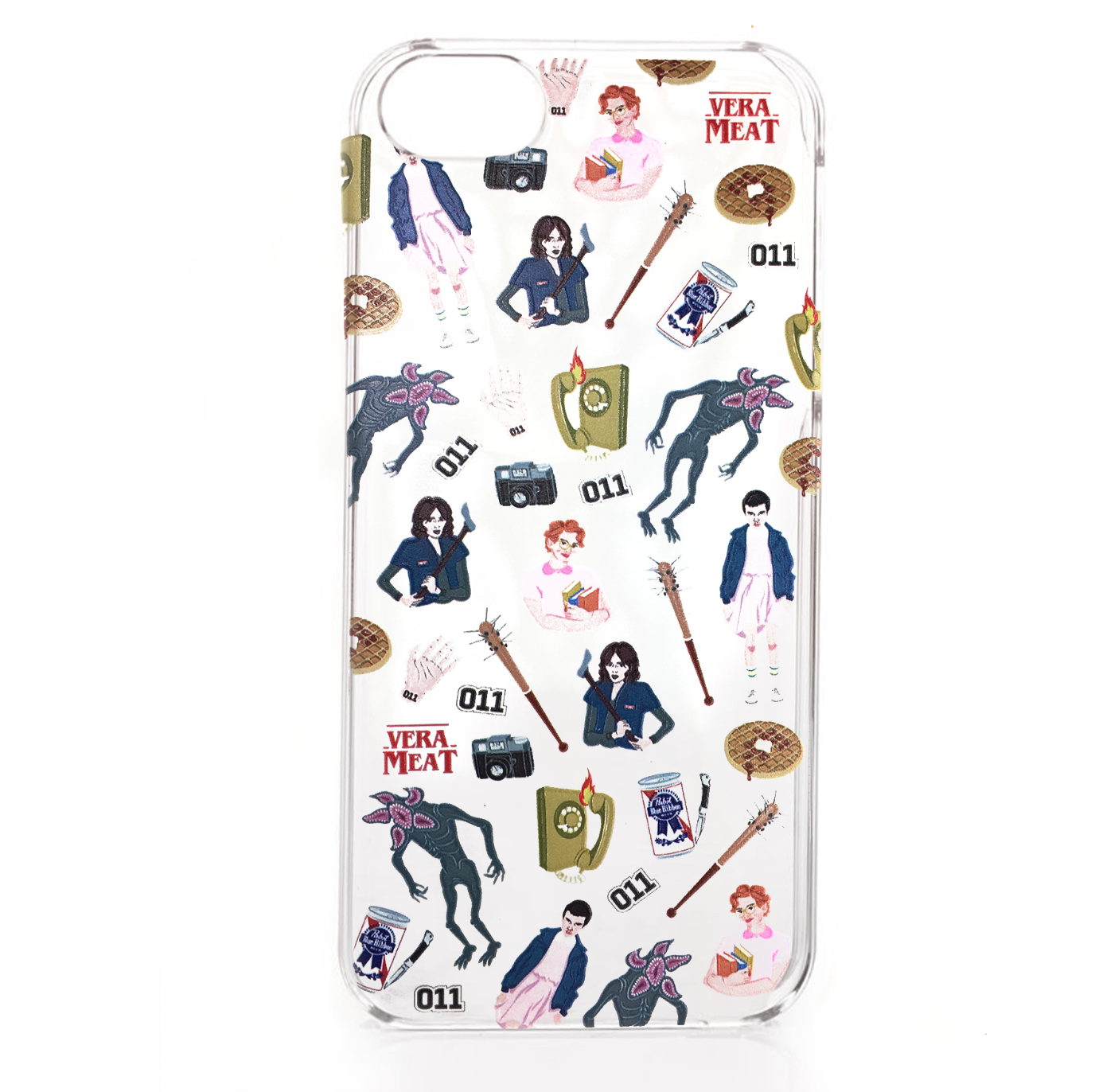 low priced 7e92d 394fc iPhone case Stranger Things Big — VERAMEAT